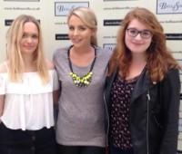 Us with Lydia