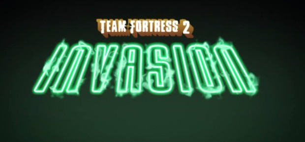 Team Fortress 2 Invasion logo