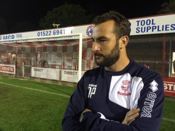 Preece was happy with the test Lincoln United posed (Photo: Nick Lough)
