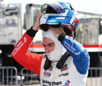 Jack Harvey is optimistic on a move to IndyCar (Photo: Driven Communications)