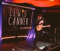 Lewis Canner Performing