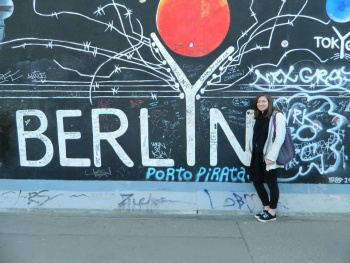 The Berlin Wall, Photo: Cat Talbot