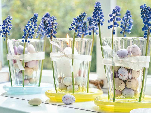 Easter can be a great time to brighten up your home and welcome the Spring!