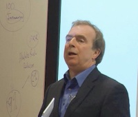 Peter Hitchens gave a speech at the University of Lincoln last night