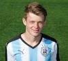 Adam Porritt joins Lincoln City on work experience. Photo: Huddersfield Town FC