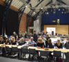 The 2016 Police & Crime Commissioner election count at the Drill Hall (Photo: Gregor Smith)