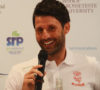 Lincoln City's new manager Danny Cowley was introduced to supporters at this evening's fans' forum. Photo: Danny Adamson