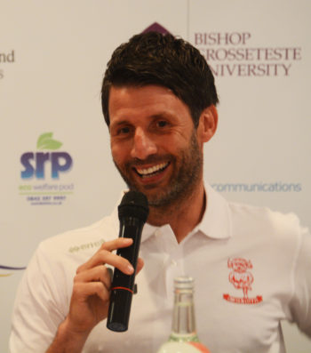 Danny Cowley at Imps fans forum