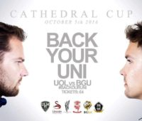 Rivalries re-ignited ... Can Lincoln retain the Cathedral Cup and make it two out of two?