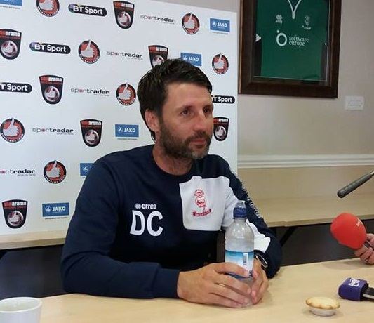 Cowley will hope his side can get back to winning ways this weekend. (Photo: Kieran Hymus)