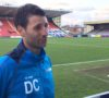 Danny Cowley has led Lincoln City to 2nd in the National League. Photo: Ryan Petterson