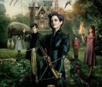 Miss PereMiss Peregrine's Home for Peculiar Children's film poster. Photo: 20th Century Fox