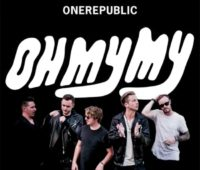 OneRepulic's sixth album Oh My My. Photo: OneRepublic