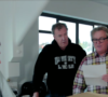 The Grand Tour Jeremy Clarkson wears Lincoln hoodie