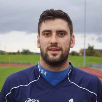 Lincoln United's new signing Jake Turner. (Photo Credit: Grantham Town FC)
