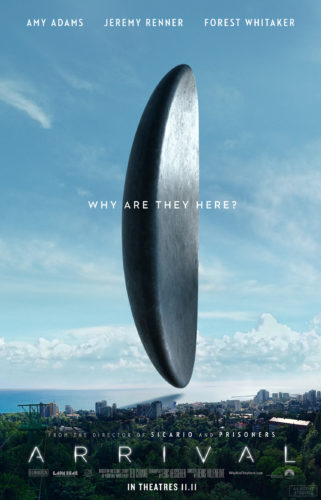 The latest sci-fi thriller to sink your teeth into