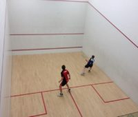 The University of Lincoln Men's Squash 1sts beat the University of Warwick 5-0 (Phot Credit: James Ardley)