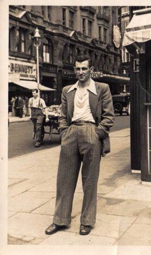 Style Through The Decades Men S 1950 S The Linc