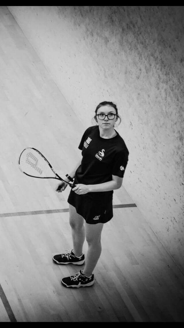 Lauren Armstrong is a key player for the women's 1sts having gained a lot of experience in the sport.